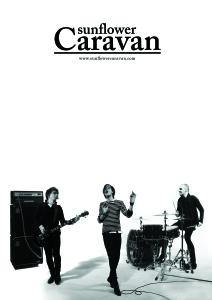 Poster_Sunflower_Caravan_(Bianco)